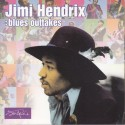 JIMI HENDRIX - Blues Outtakes CD