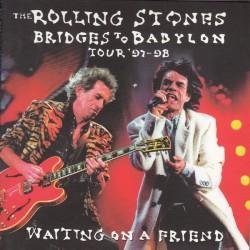 ROLLING STONES - Waiting On A Friend, Bridges To Babylon Tour CD