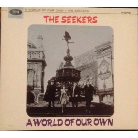 THE SEEKERS - A World Of Our Own CD