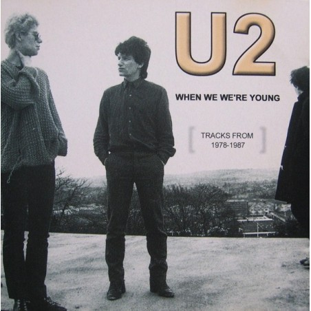 U2 - When We We're Young CD