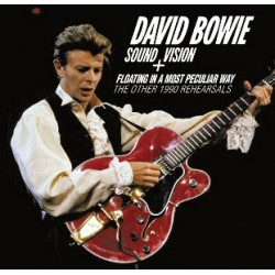 DAVID BOWIE - Sound+Vision, Floating In A Most Peculiar Way CD