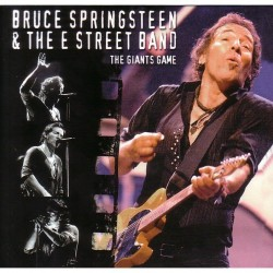 BRUCE SPRINGSTEEN & THE E ST. BAND - The Giants Game CD