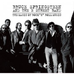 BRUCE SPRINGSTEEN & THE E ST. BAND - The Magic Of Rock 'N' Roll Music CD