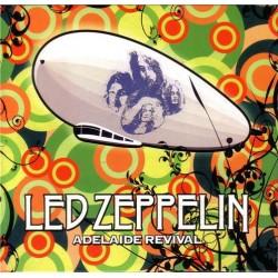 LED ZEPPELIN - Adelaide Revival CD