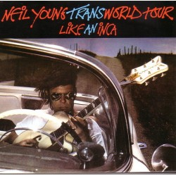 NEIL YOUNG & THE TRANS BAND - Like An Inca CD