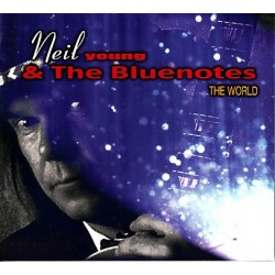 NEIL YOUNG & THE BLUENOTES - The World CD