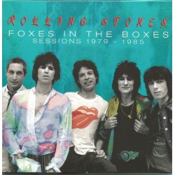 ROLLING STONES - Foxes In The Boxes CD