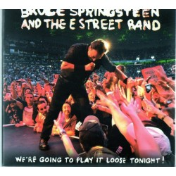 BRUCE SPRINGSTEEN & THE E ST. BAND - We're Going To Play It Loose Tonight  CD