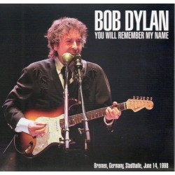 BOB DYLAN - You Will Remember My Name   CD