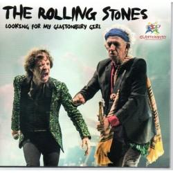 ROLLING STONES - Looking For My Glastonbury Girl CD