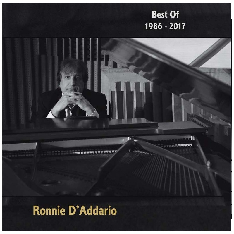 RONNIE D'ADDARIO - Best Of 1986-2017 LP