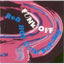 RED HOT CHILI PEPPERS - Funk Off CD