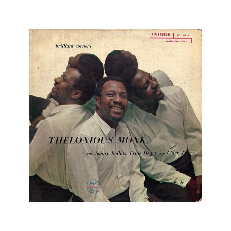 THELONIOUS MONK - Brilliant Corners LP