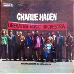 CHARLIE HADEN - Liberation Music Orchestra LP