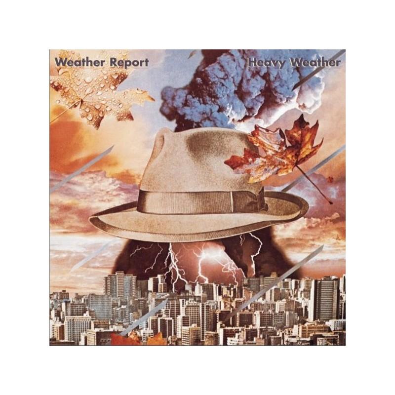 WEATHER REPORT . Heavy Weather LP