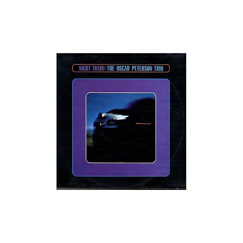 OSCAR PETERSON TRIO - Night Train LP