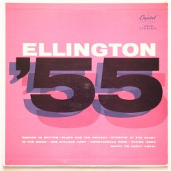 DUKE ELLINGTON AND HIS FAMOUS ORCHESTRA ‎– Ellington '55 LP