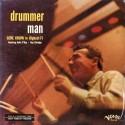GENE KRUPA - Drummer Man LP