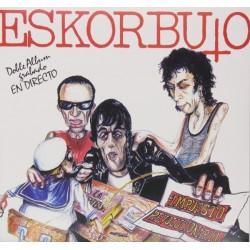 ESKORBUTO – Impuesto Revolucionario LP+CD