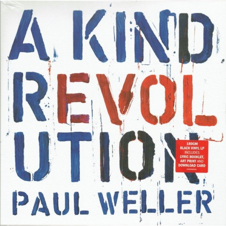 PAUL WELLER  - A Kind Revolution LP