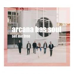 ARCANA HAS SOUL - Set Me Free CD