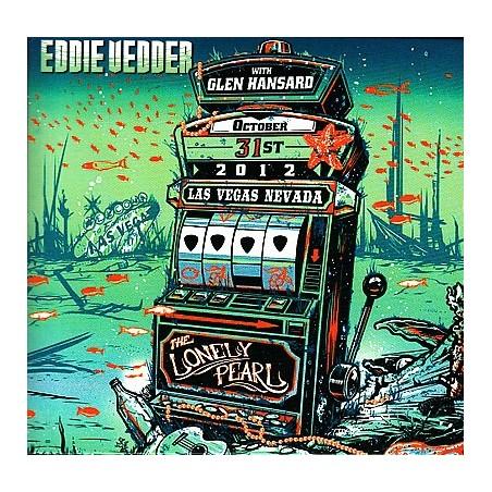 EDDIE VEDDER - The Lonely Pearl CD