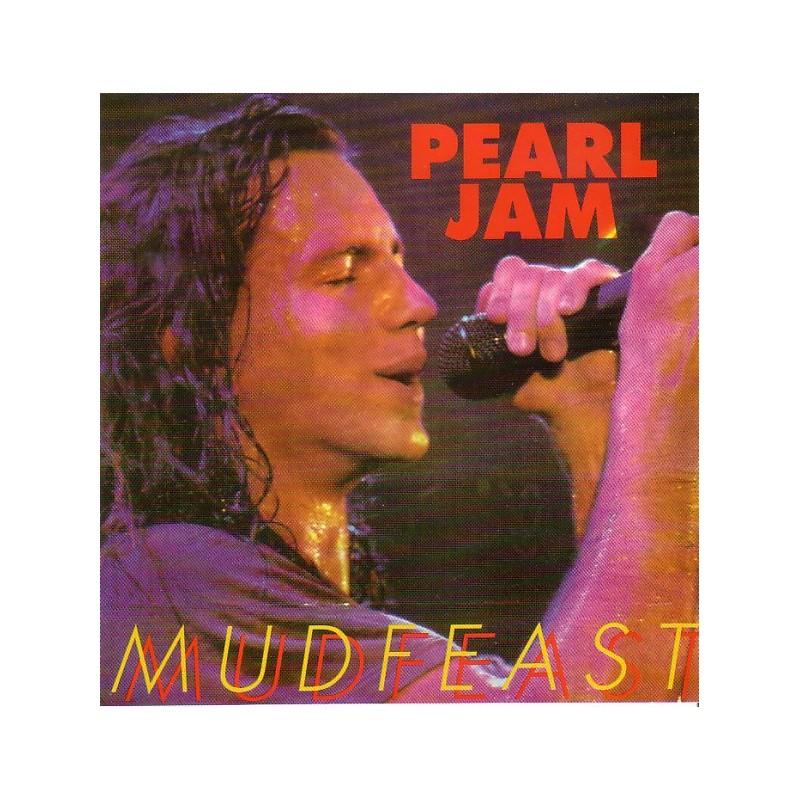 PEARL JAM - Mudfeast CD