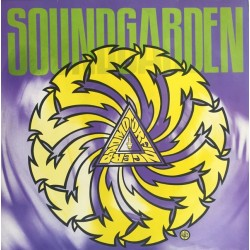 SOUNDGARDEN ‎– Badmotorfinger LP