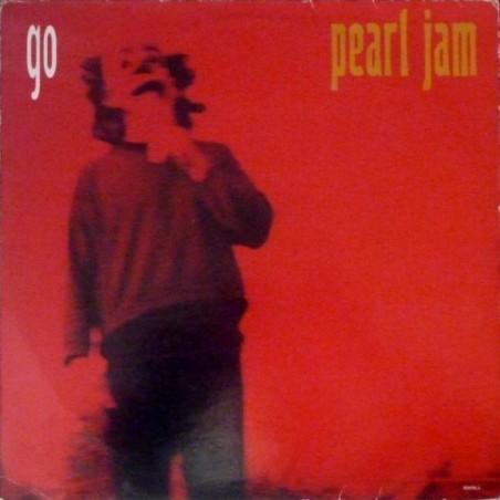 """PEARL JAM - Go 12"""""""