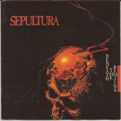 SEPULTURA - Beneath The Remains LP