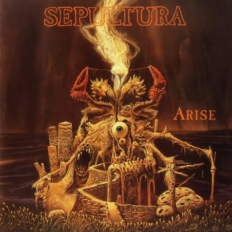 SEPULTURA - Arise LP