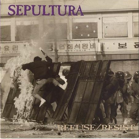 """SEPULTURA - Refuse/Resist 12"""""""