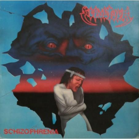 SEPULTURA - Schizophrenia LP
