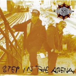 GANG STARR - Step In The Arena LP