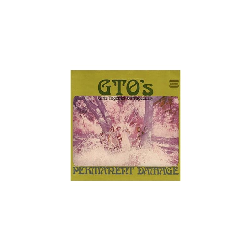GTIO'S - Permanent Damage LP