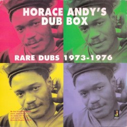 ANDY HORACE - Dub Box - Rare Dubs 1973-1976 LP