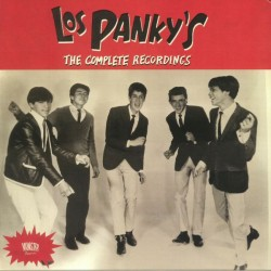 LOS PANKY'S - The Complete Recordings LP