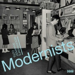 VARIOS - Modernists - Modernism's Sharpest Cuts LP