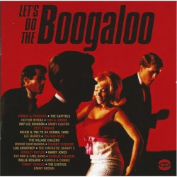 VARIOS - Let's Do The Boogaloo LP