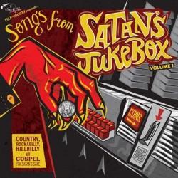 """VARIOS - Songs From Satan's Jukebox Volume 1 10"""""""