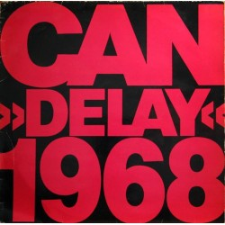 CAN - Delay 1968 LP