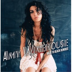 AMY WINEHOUSE - Back To Black Remixes LP