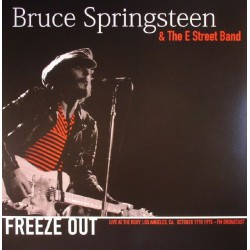 BRUCE SPRINGSTEEN - Freeze Out, Live L.A. 1975 LP