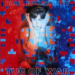PAUL McCARTNEY - Tug Of War LP