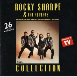 ROCKY SHARPE & THE REPLAYS - Collection LP