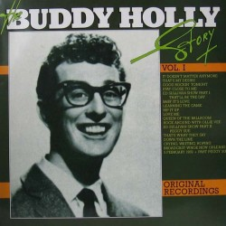 BUDDY HOLLY  Story Vol.1 LP