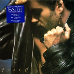 GEORGE MICHAEL - Faith LP