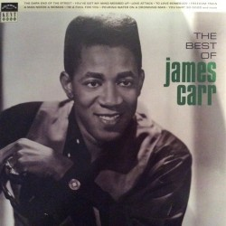JAMES CARR - The Best Of LP