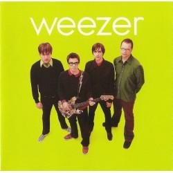 Weezer – Green Album LP