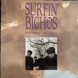 SURFIN' BICHOS - Fotógrafo Del Cielo  LP+CD